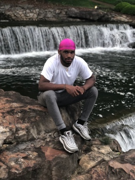 Black Boys Chasing Waterfalls