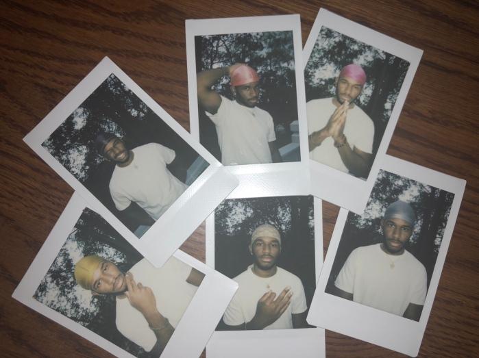 Black Boy Joy: A Rainbow of Durags Collage